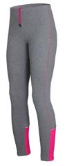 Etape Dekliške hlače Leggy, sive/roza