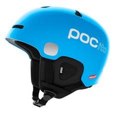 POC ito prilba Auric Cut SPIN fluorescent blue