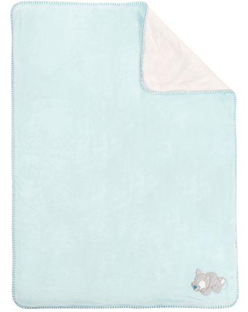 Nattou Flanel pokrivač za krevetić, 75 x 100 cm, TT