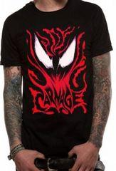 Venom Pánské tričko Venom - Carnage Velikost: S