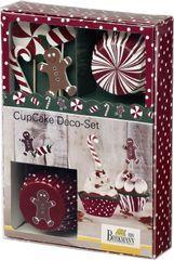 Birkmann Vánoční sada na zdobení muffinů CANDY CHRISTMAS