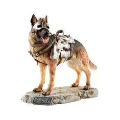 Fallout szoborfigura- Dogmeat