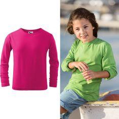 Malfini Detské tričko s dlhým rukávom