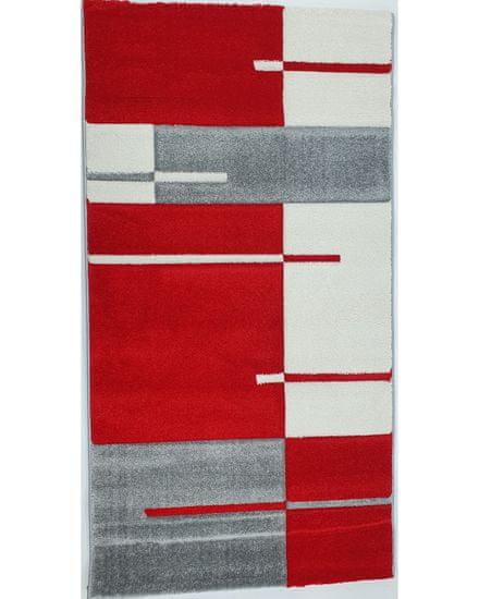 Ayyildiz Kusový koberec Hawaii 1310-02 Red 80x150