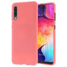 Goospery Soft Feeling maska za Samsung Galaxy A80 A805/A90 A905, silikon, roza