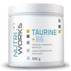 NutriWorks Taurine + B6 300g