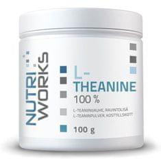 NutriWorks L-theanin 100g