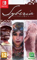 Microids Syberia Trilogy igra (Switch)