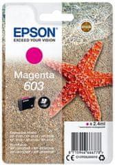 Epson 603, purpurová (C13T03U34010)