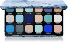 Makeup Revolution Forever Flawless Ice (Eye Palette) Shadow (Eye Palette) 18 x 1,1 g