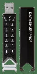 iStorage datAshur Pro2 varni USB ključ, 4 GB