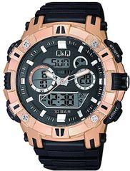Q&Q Kombinované hodinky GW88J006