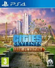 Paradox Interactive Cities: Skylines - Parklife Edition igra, PS4