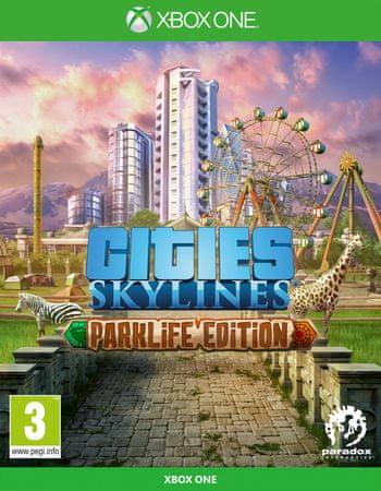 Paradox Interactive Cities: Skylines - Parklife Edition igra, Xbox One