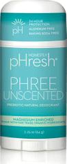 Honestly pHresh Dámský deodorant neparfémovaný deostick 64 g