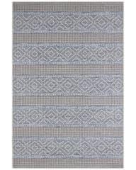 Elle Decor Kusový koberec Embrace 103922 Cream/Blue z kolekce Elle