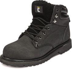 Cerva Zimní kotníčková obuv Honey farmárka O1 černá 39