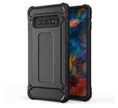 Carbon Armor ovitek za iPhone 11 Pro Max, silikonski, črn