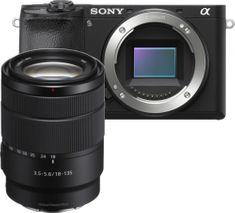 SONY Alpha 6600 + 18-135 mm + Cashback 150 €