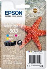 Epson 603 Multipack, 3 farby (C13T03U54010)