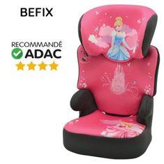 Disney autosedačka s motivem princezny