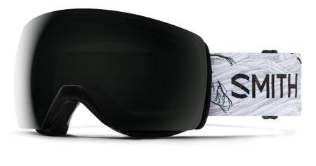 Smith Skyline XL skijaške naočale, crna