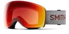 Smith Skyline XL skijaške naočale, crvena/siva