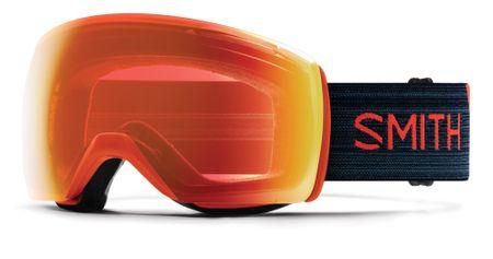Smith Skyline XL skijaške naočale, crvena/crna
