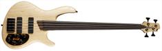 Cort B4 FL Plus AS OPN Elektrická bezpražcová basgitara