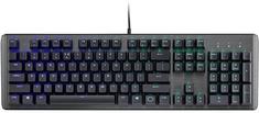 Cooler Master klawiatura gamingowa CK550, Gateron Blue, US (CK-550-GKGL1-US)