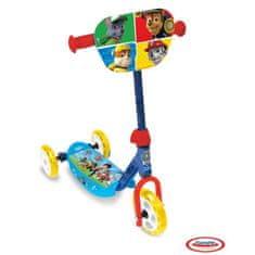 Darpeje chlapecká tříkolová koloběžka Tlapková patrola