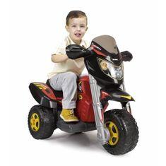 Feber dětská elektrická tříkolka