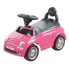 FERTI odrážecí autícko s klaskonem, růžová