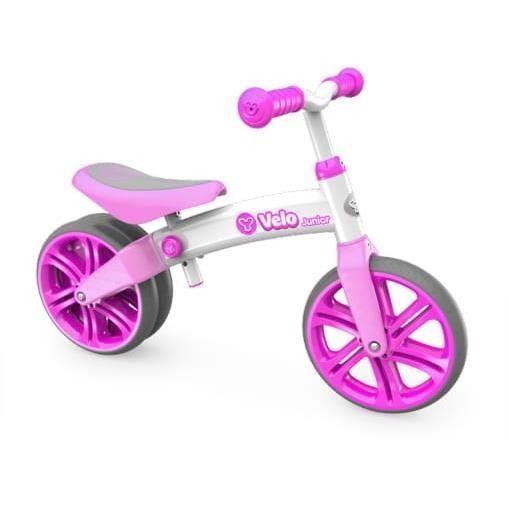 Y-volution dětské balanční kolo, růžová