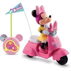 IMC Toys skůtr Minnie na dálkové ovládání