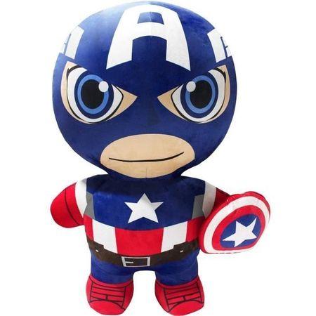 DGL TOYS nafukovací plyšák Avengers - Kapitán Amerika