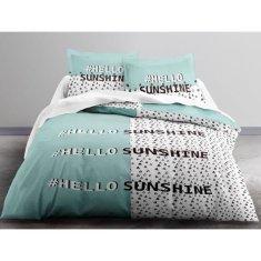 Today kvalitní ložní povlečení Hello Sunshine 240 × 220 cm