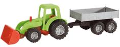 LENA Traktor s přívěsem