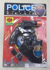 Alltoys Policejní pistole na kapslíky