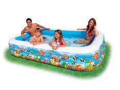 Intex 58485 Rodinný bazén s rybičkami