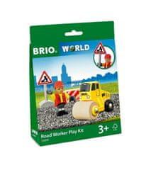 Brio Brio 33899 Hrací set práce na silnici