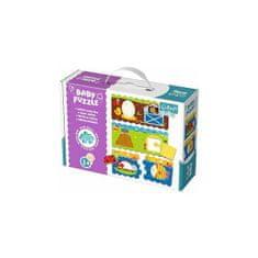 Trefl Puzzles - Baby Classic - Tvary