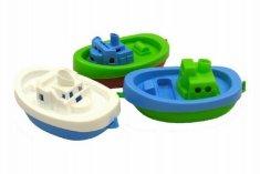 LENA Loď/člun do vody 3ks