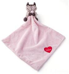 Lumpin Baby mačička Angelique maznáčik 30x30 cm