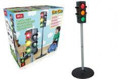 Teddies Semafor funkční plast 75x25cm na baterie v krabici 26x25x13cm