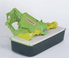 BRUDER Farmer - Predný nadstavec Claas na kosenie trávy k traktoru Claas