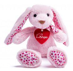 Lumpin Zajíc Stella růžový, malý