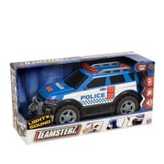Alltoys Teamsterz policejní auto 4x4 se zvukem a světlem