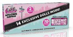 MGA L.O.L. Surprise Box plný překvapení