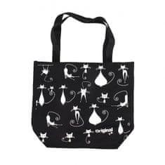 Albi Albi Plátěná taška s kočkami
